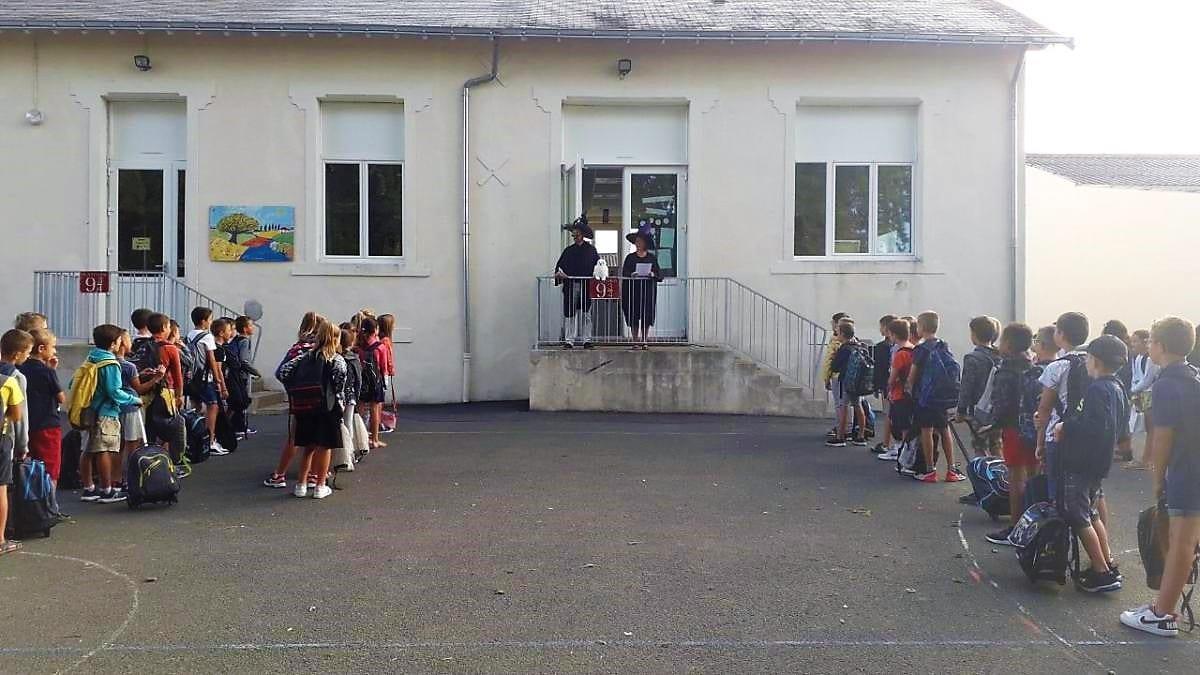 Bienvenue à Poudlard-Sainte Catherine
